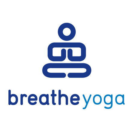 Breathe Yoga Brandmark